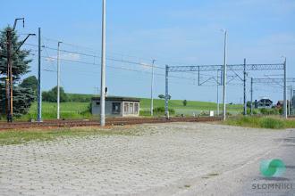 Photo: Modernizacja parkingów przy peronie w Niedźwiedziu i Smrokowie
