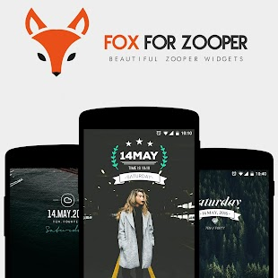 Fox for Zooper Screenshot