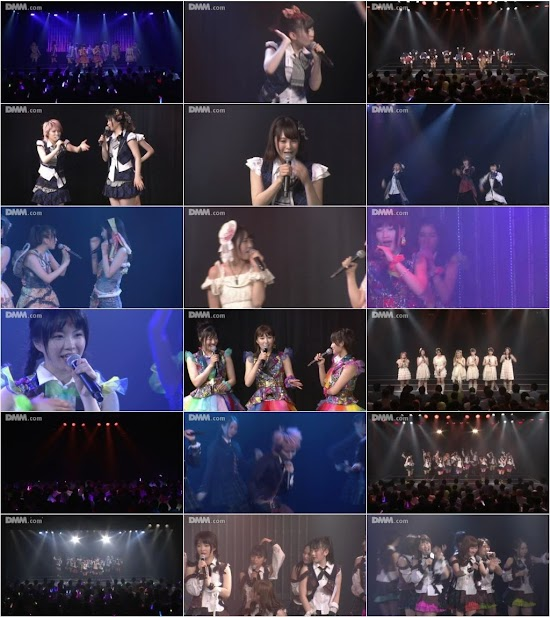 (LIVE)(公演) NMB48 チームM「RESET」公演 160609