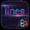 Lines GO Launcher Theme APK
