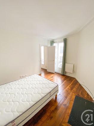 Location appartement meublé 2 pièces 31,44 m2