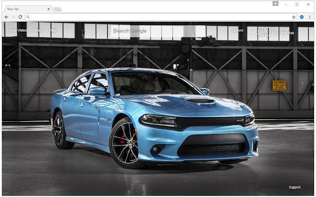 Dodge Wallpaper HD Muscle Cars New Tab