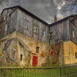 by Johana Starova - Buildings & Architecture Decaying & Abandoned