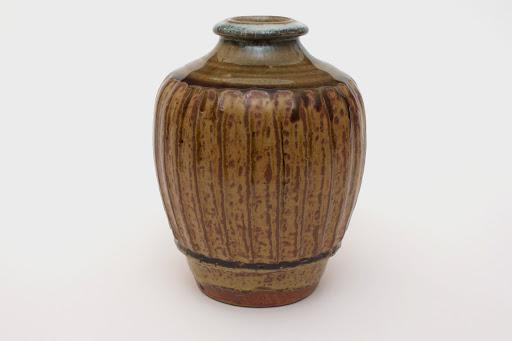 Mike Dodd Ceramic Bottle 05
