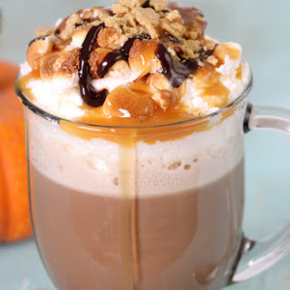 Pumpkin Pie Spice S'mores Coffee