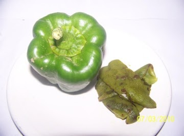 Roasted Bell Pepper Recipe