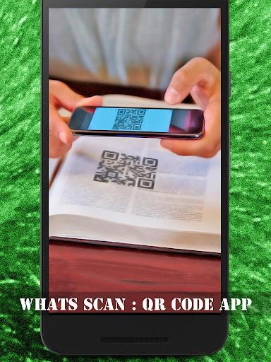 Whats Scan : Web QR Code App 1.76 screenshots 1