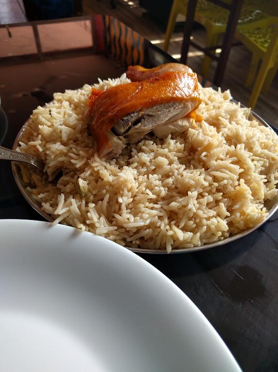 Nilambur food