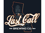 Logo for Last Call Brewing Company