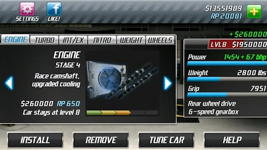 Drag Racing (MOD, Unlimited Money) 3