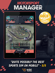 Motorsport Manager Screenshot