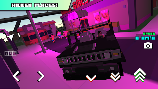 Blocky Car Racer 1.24 screenshots 6