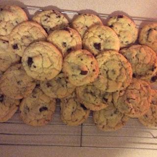 Mum's Peanut Cookies