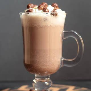 Cocoa Puffs Cereal Milk Milkshake.