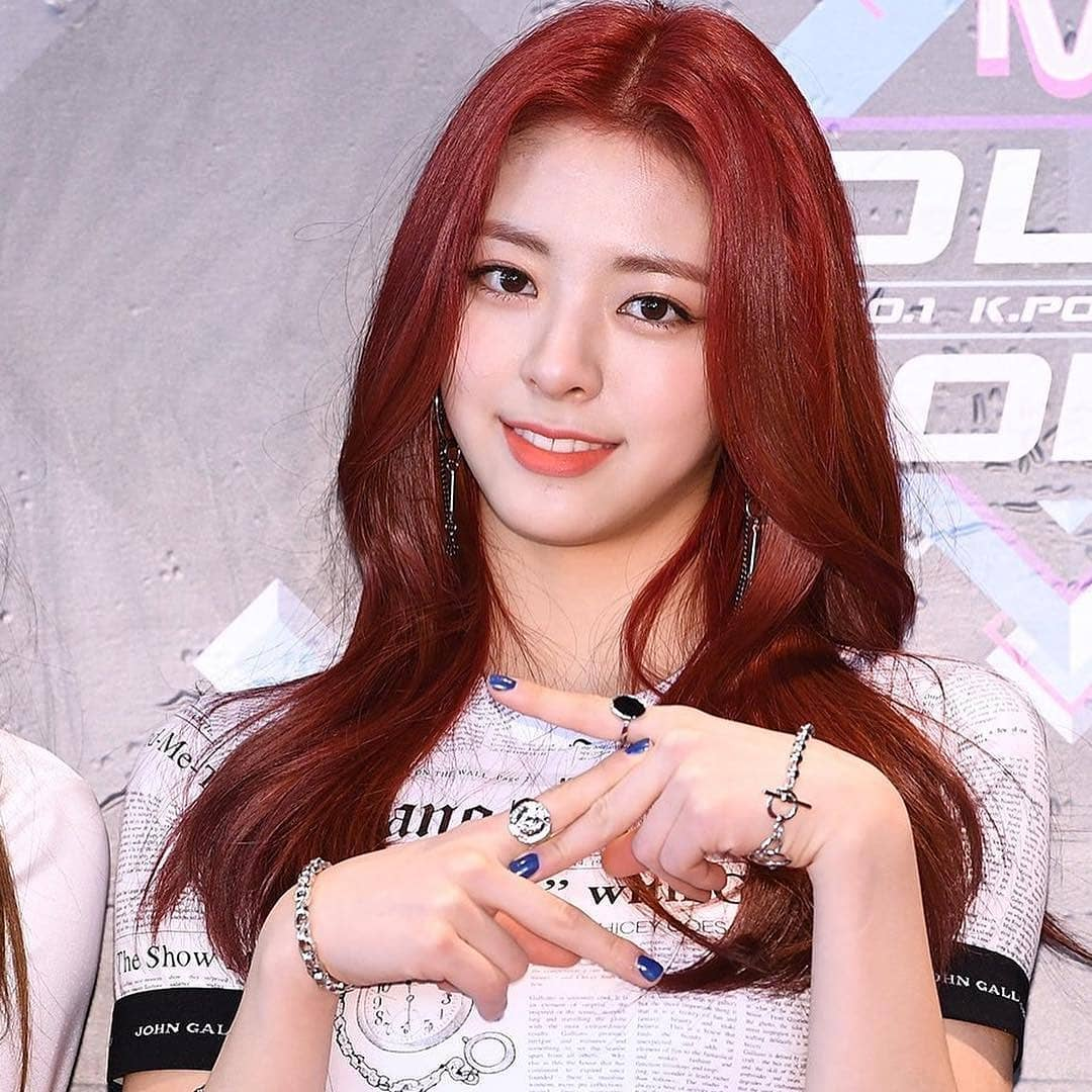 itzy fan meeting yuna