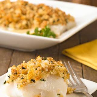 Baked Stuffed Cod Recipe