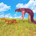 Anaconda Family Sim: Deadly Snake City Attack icon