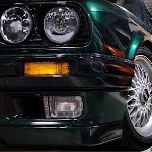 3シリーズ クーペ  1990BMW E30クーペ320iのカスタム事例画像 ひろぽんさんの2021年02月21日20:25の投稿