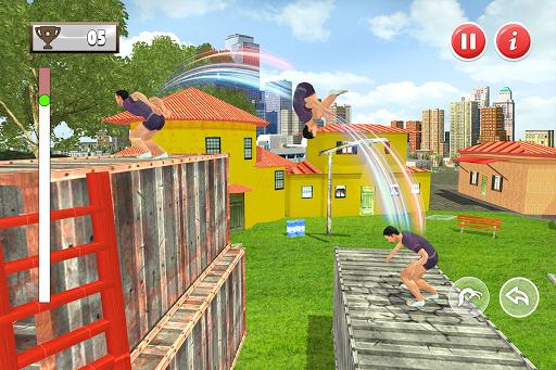 Backflip Challenge  screenshots 6