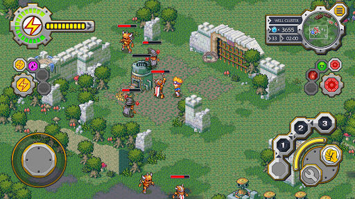 Lock's Quest screenshots 1