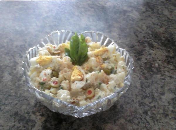 Mom's Christmas Eve Potato Salad Recipe