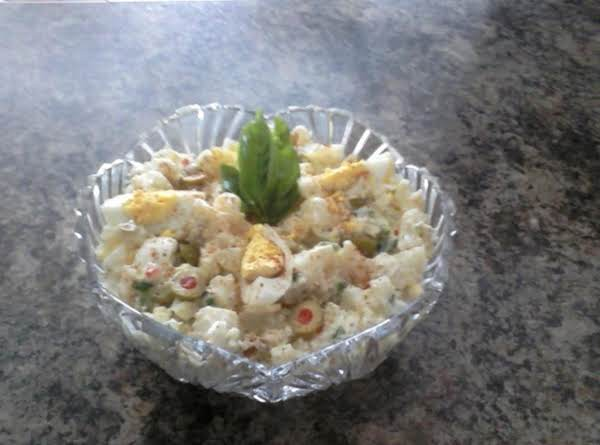 Mom's Christmas Eve Potato Salad Recipe