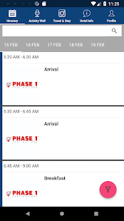 Download Phase1 Destinations For PC Windows and Mac apk screenshot 3