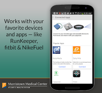 Be Well - Morristown Medical- screenshot thumbnail