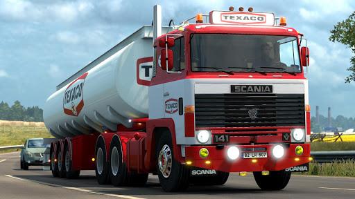 Oil Tanker Transporter Truck Games 2 apktram screenshots 1