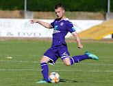 Le jeune Jerko Guldix, qui a quitté Anderlecht, signe au Racing Malines