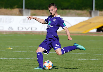Contract wordt niet verlengd: jong talent verlaat Anderlecht