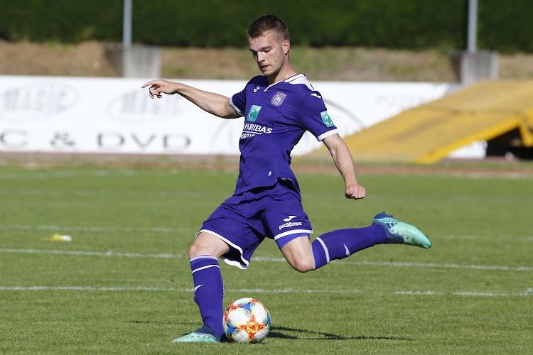 Le jeune Jerko Guldix, qui a quitté Anderlecht, a trouvé un nouveau club