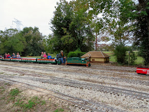 Photo: The Sandoval Train in Sumrall      HALS / SWLS 2013-1110  RPW