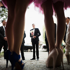 Wedding photographer Yuriy Stebelskiy (blueclover). Photo of 07.10.2013