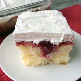 Cranberry Sauce Cake Recipes