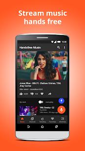 Handsfree Music - Free Music Player