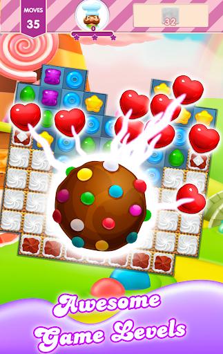 Sweet Candy - Match 3 Jelly screenshots 2