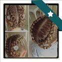 DIY Hair Braid for Kid icon