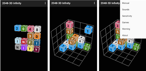 2048-3D Infinity - Apps on Google Play
