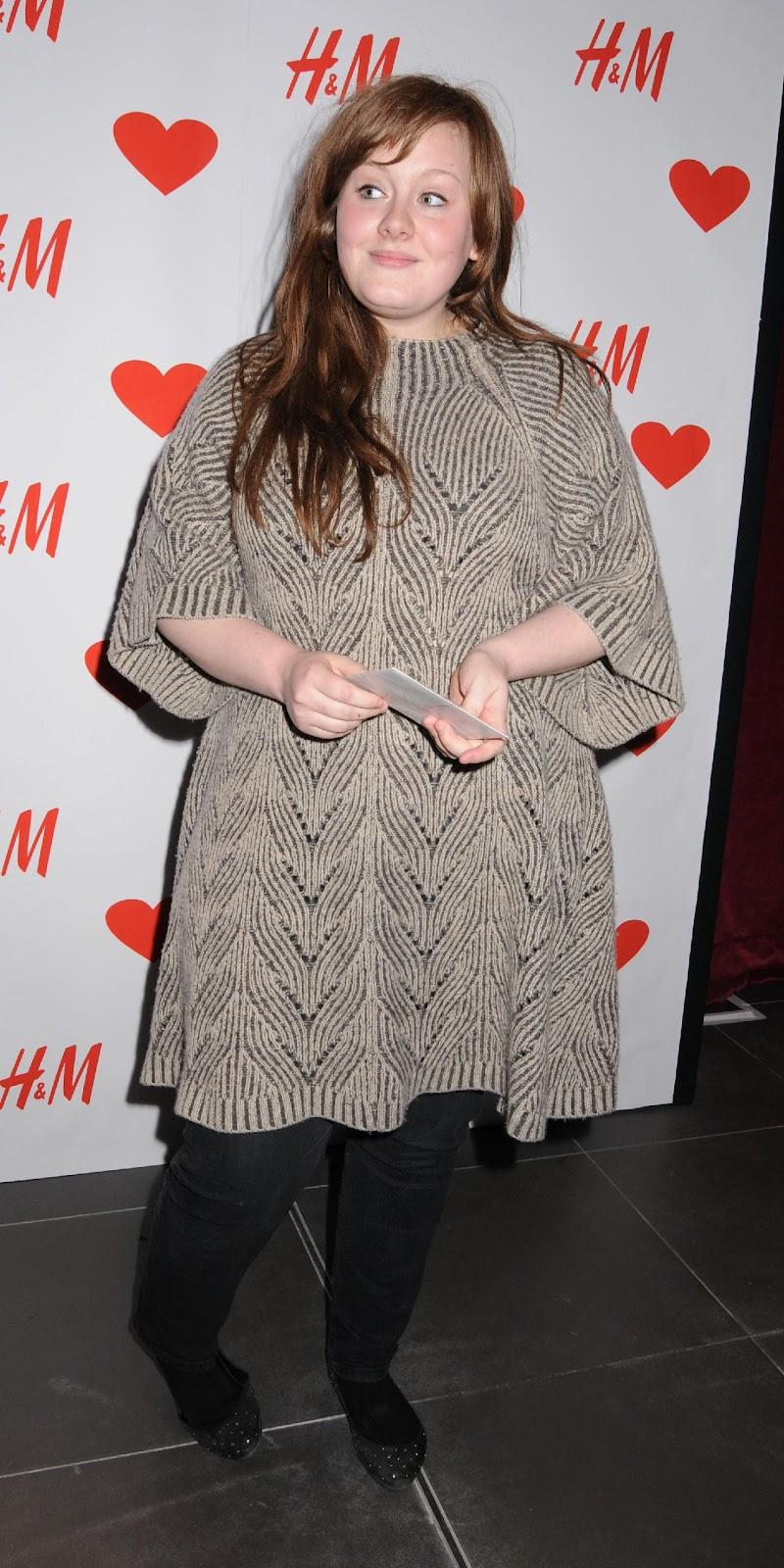 Description:  Adele shot to fame in 2009