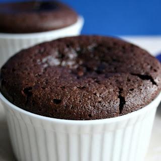 Mini Chocolate SouffléS Recipe