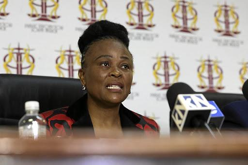 Modise approves fresh bid to remove Busisiwe Mkhwebane from office - TimesLIVE