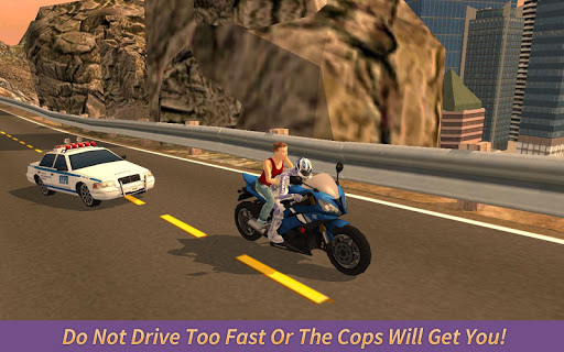 Moto Bike Delivery Hero for PC