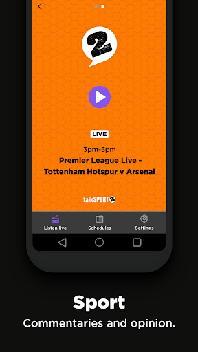 talkSPORT - Live Radio 7.9.3886.211 screenshots 3