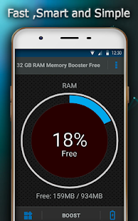 32 GB RAM Booster free - náhled