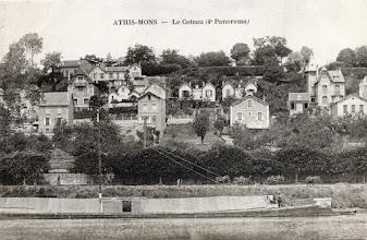 Photo: Athis-Mons — Le Coteau (4e Panorama)