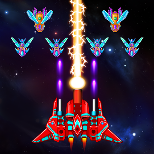 Galaxy Attack: Alien Shooter  (Mod Money) 21.7mod
