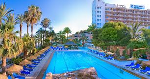 Hotel Playadulce en Aguadulce.