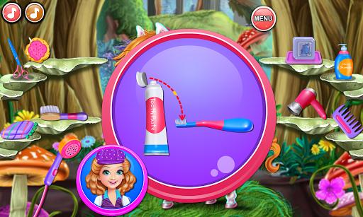 Sandra Pony Fairy Salon 1.0.5 screenshots 5