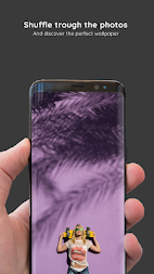Purple Wallpapers 4K PRO Purple Backgrounds APK screenshot thumbnail 6